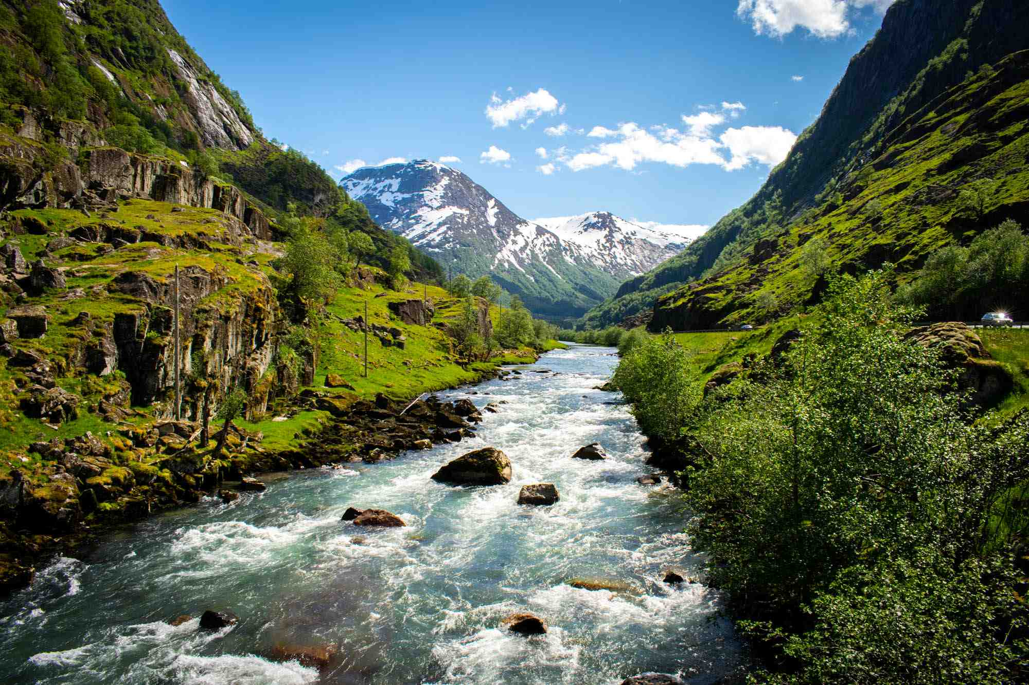 Stardalselva in Norway. Photo: Janicke Hansen